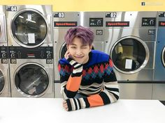 I would do my laundry every single day in here