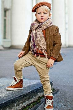 stylish suede jacket/hat with tan slacks. cute! ~Repinned Via Migdalia (AKA Mikki) Cabassa