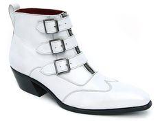 John Fluevog - Idol Jack White Boots