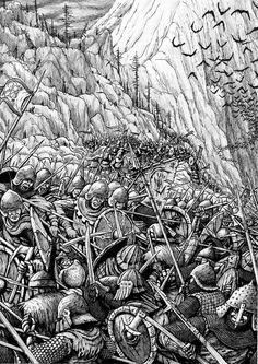 Battle of Five Armies: Elves of Mirkwood by Tulikoura on deviantART