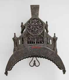 Purse Frame (image 2) | possibly French | 15th-16thc entury | iron | Metropolitan Museum of Art | Accession #: 55.61.16