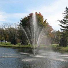 Atriarch 1 1/2 HP Outdoor Fountain Aerator - 13015