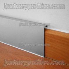 16 Mejores Imágenes De Electricidad Zocalo Baseboards Moldings Y
