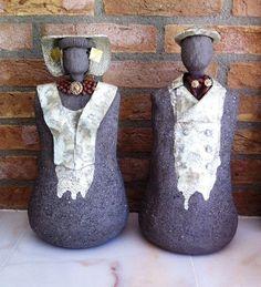 Keramiek - Figuren van Henny