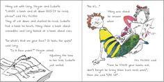 JoLB Book Illustration - The children are reading their books Jobs In Art, Book Illustration, Book Design, This Book, Reading, Children, Books, Livros, Boys