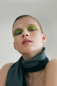 Oyster Beauty: 'Area 51' Shot By Andreas Karlsson | Fashion Magazine | News. Fashion. Beauty. Music. | oystermag.com