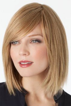 Quinn by Amore Wigs - Human Hair, Monofilament, Lace Front Wig