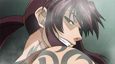 ネットは広大だわ - Ghost in the Shell Revy Black Lagoon, Black Lagoon Anime, Character Creation, Character Art, Female Characters, Anime Characters, Manga Anime, Anime Art, Cute Anime Pics