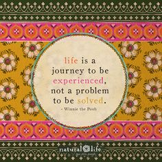 Experience everything fully! www.naturallife.com