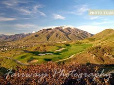 South Mountain Golf Course in Utah