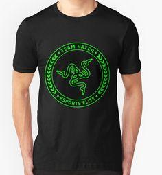 Razer Logo | Team Razer Esports Elite by peffz