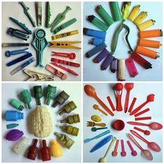 En productos, el color muchas veces es usado para dar profundidad a la linea de productos. El color del producto varia, pero las caracteristicas son las mismas.