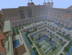 Thorbington Palace Minecraft Project