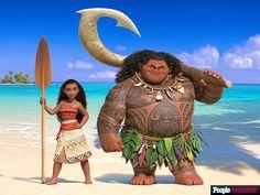 Meet the Next #Disney Princess,  Moana