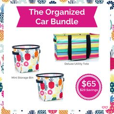 Enjoy BIG savings on the Mini Storage Bin this February! 31 Gifts, Thirty One Gifts, Sign In Sheet, Thirty One Business, 31 Bags, Utility Tote, New Bag, First Photo, Finding Yourself
