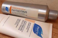 Ολοκληρωμένη φροντίδα και ενυδάτωση για τα βαμμένα σου μαλλιά με σαμπουάν και μαλακτική κρέμα από τη PHYTO Paris! Το σαμπουάν λάμψης PHYTOCITRUS και η μαλακτική κρέμα PHYTOBAUME ÉCLAT COULEUR για βαμμένα μαλλιά και μαλλιά με ανταύγειες επαναφέρουν τη λάμψη και τη ζωντάνια στα μαλλιά σου και εξασφαλίζουν σταθερό χρώμα που διαρκεί ενώ χάρη στα φυσικά συστατικά τους προστατεύουν τα μαλλιά από τις βλαβερές συνέπειες των βαφών! (photo © www.love-audrey.com) Phyto Paris, Personal Care, Beauty, Hair Coloring, Personal Hygiene
