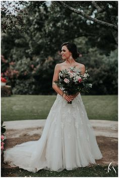 Such an absolutely gorgeous wedding at The Orchards. Nostalgia Photography, Orchards, Floral Style, Absolutely Gorgeous, Blush Pink, Wedding Dresses, Natural, Color, Fashion