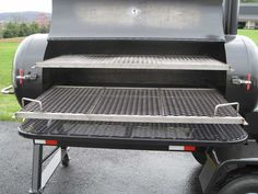 bbq smokers | Home  BBQ Smokers / Pits  TS120P Push-Around BBQ Smoker
