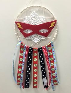 "Medium Dream Catcher - ""Hero Flash\"""