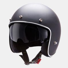 MT Le Mans sv Helmets (BLK MAT). *DOT//ECE*