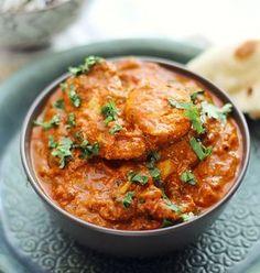 Cauliflower Tikka Masala Recipe, Easy Chicken Tikka Masala, Vegan Tikka Masala, Tikka Masala Sauce, Indian Food Recipes, Healthy Recipes, Ethnic Recipes, Garam Masala Powder Recipe, Tasty Dishes