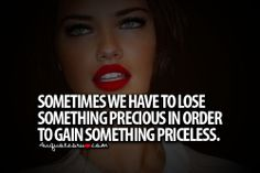 humorous quotes about cinderalla | sometimes we have to lose something-Love Quotes