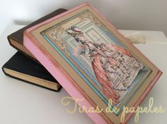 TUTORIAL: BOOK-BOX Hobbies And Crafts, Card Stock, Projects To Try, Decorative Boxes, Blog, Card Making, Frame, How To Make, Fun