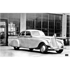 The 1933 Pierce-Arrow Silver Arrow also appeared at the Chicago Worlds Fair. Designed by Phil Wright and constructed by Studebaker craftsmen its major conceptual contribution was the through front fender. Five Silver Arrows were built and sold and three survive today. Photo courtesy Automotive History Collection Detroit Public Library. by poppahorton