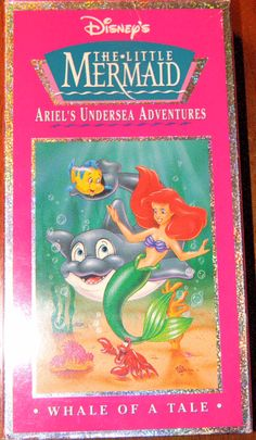 Oh my gosh, I think I had this whole VHS collection!!