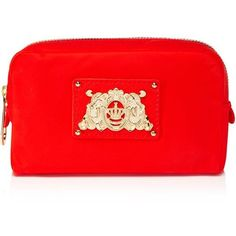 Juicy Couture Nylon Cosmetic Case $42