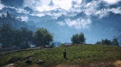 Berduu - Dude Standing on a Field - FarCry 4
