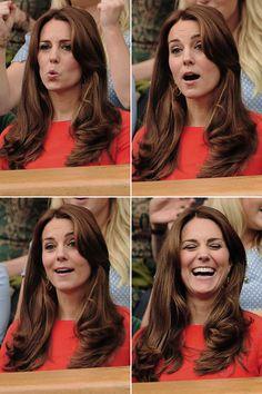 Kate at Wimbledon, July 8, 2015