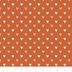 Hearts in Orange