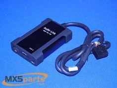 2 way Audiolink for MP3 Player to Mazda Modular Bose, Mk2 2.5 3