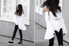 More looks by Erica Stolman: http://lb.nu/fashionlush  #chic #minimal #street…