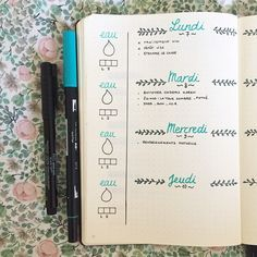 Mind Maps 818458932256285398 - Source by circemonet Weekly Log, Bullet Journal 2, Bullet Journal Inspiration, Journal Ideas, Weekly Planner, About Me Blog, Diary Ideas, Mind Maps, Brush Lettering