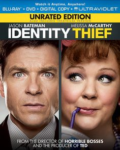 Jason Bateman and Melissa McCarthy lead an all-star cast in this hilarious unrated comedy blockbuster about an accounts rep trying to clear his name after his identity is stolen. Orlando, Genesis Rodriguez, Diana, Identity Thief, John Cho, Finance, Jon Favreau, Jason Bateman, Film Story