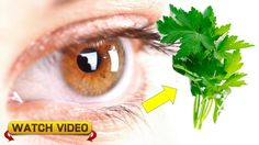 Juicing this HERB Helps These 9 Different Eye Problems, Including Catara...
