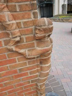 Brick work (art, wall, building, great, amazing, beautiful, cool, interesting, creative)