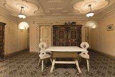 Hotel Steffani - Mitten im Herzen von St. Pool Spa, Axminster Carpets, St Moritz, Das Hotel, Chair, Projects, Furniture, Home Decor, Pattern