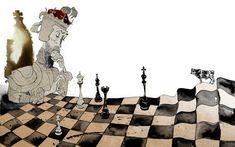 illustrations - Dave Mckean