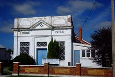 South Otago, Lodge of Unity No.14, New Zealand