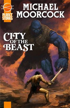 City of the Beast (Kane of Old Mars-Michael Moorcock)/artist-Andrew Hou