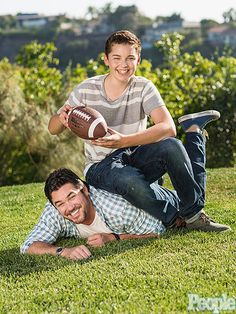 In this week's PEOPLE: Dean Cain Opens Up About Life as a Single Dad http://www.people.com/people/article/0,,20841351,00.html