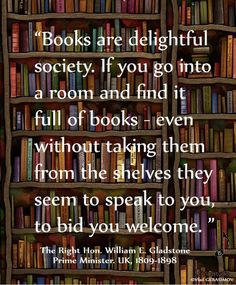 How can you not love books! And this is why I love libraries!
