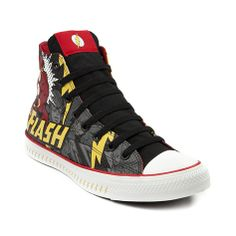 Shop for Converse All Star Hi Flash Athletic Shoe in Red at Journeys Shoes. Shop today for the hottest brands in mens shoes and womens shoes at Journeys.com.Flash, known to many as The Crimson Comet, gives the word fast a whole new meaning.