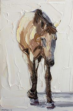 Jodie Wells Horse Artwork