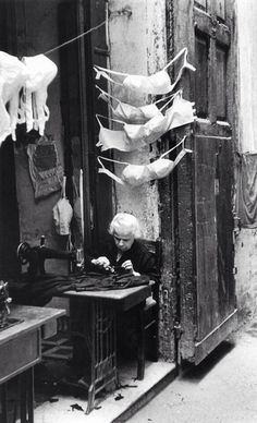 (David Seymour, Naples 1957, Tuscany)