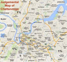 judgemental map of vancouver » Full HD Pictures [4K Ultra] | Full ...