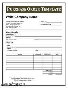 Free Purchase Order Template Word Hardware Inventory Sheet Template  Inventory Sheet Templates .